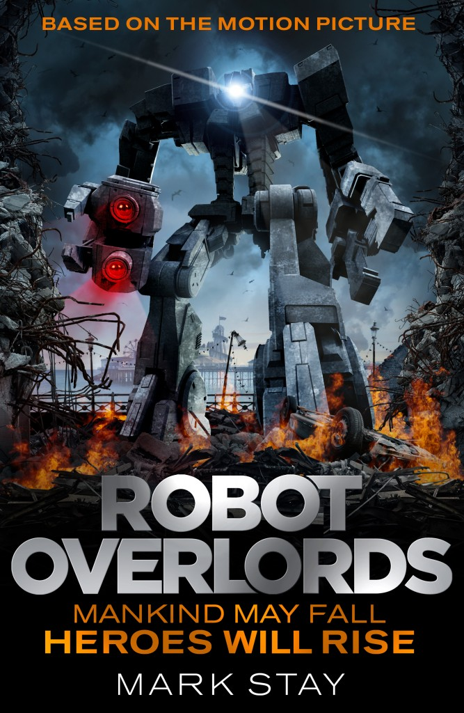 Robot Overlords Book