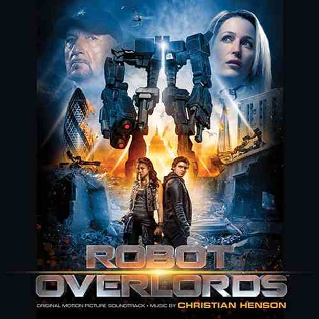 Robot Overlords Soundtrack
