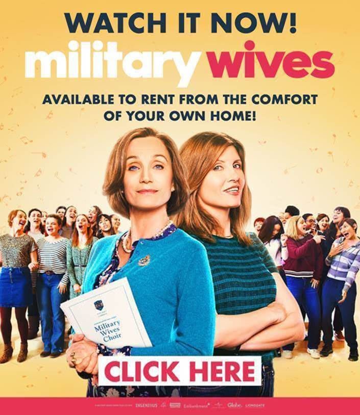 Military Wives: Watch It Now!